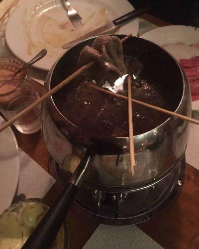 asiatique fondue