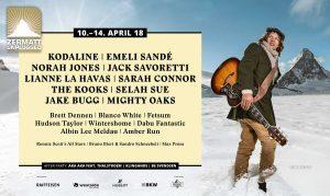 Zermatt Unplugged Plakat
