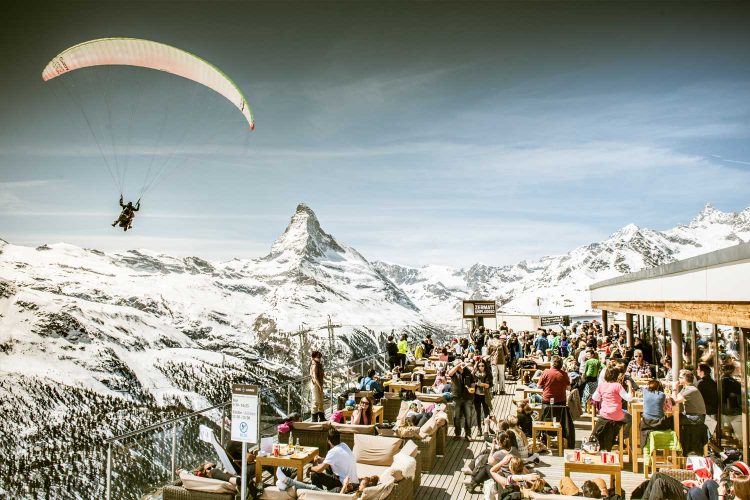 Zermatt Unplugged Bar