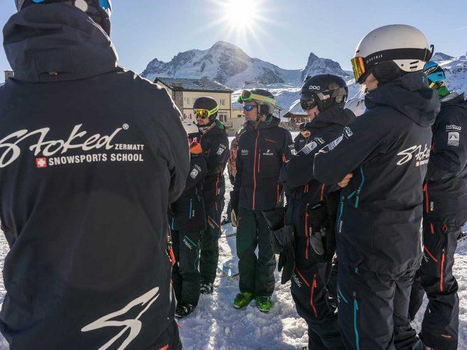 Skilehrer Training