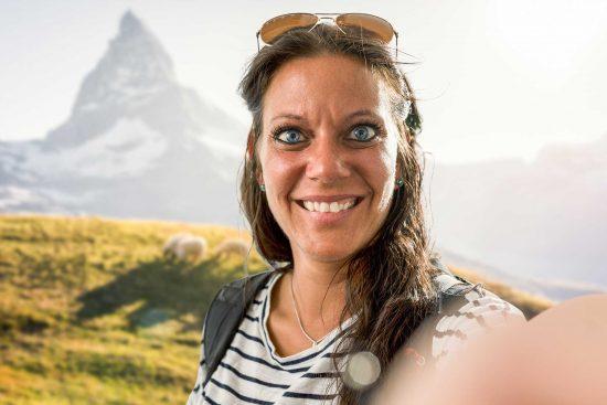 Sylvie Margelist - Leiterin Gäste Service Center
