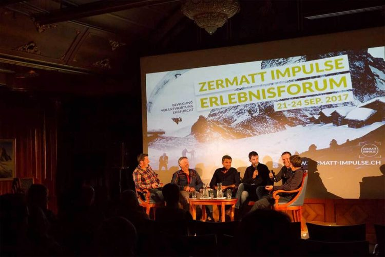Zermatt Impulse Erlebnisforum
