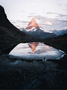 photo scenery Matterhorn