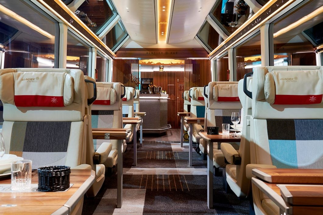 interior of the Excellence Class