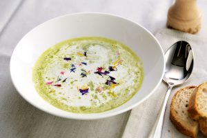 Panoramic Gourmet Soup