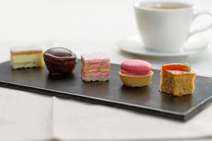 Tea Time with Friandises