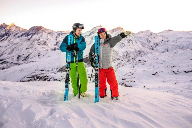 Ski à Zermatt: La station la plus haute d'Europe