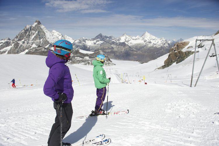 Ski à Zermatt: Un enneigement exceptionnel tout au long de l'année