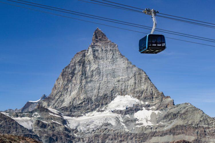Ski à Zermatt: Le plus haut téléphérique 3S d'Europe