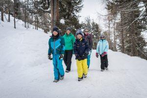 Ski à Zermatt: Du plaisir en dehors des pistes pour petits et grands
