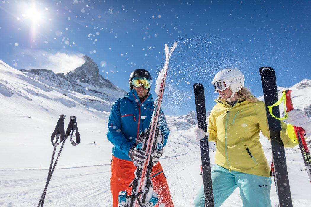 5 bonnes raisons de partir au ski à Zermatt