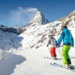 Il sogno di ogni sciatore: visitare lo sci-safari di Zermatt