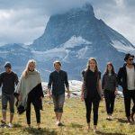 Wintershome: Vom Winter und Zermatt beeinflusst