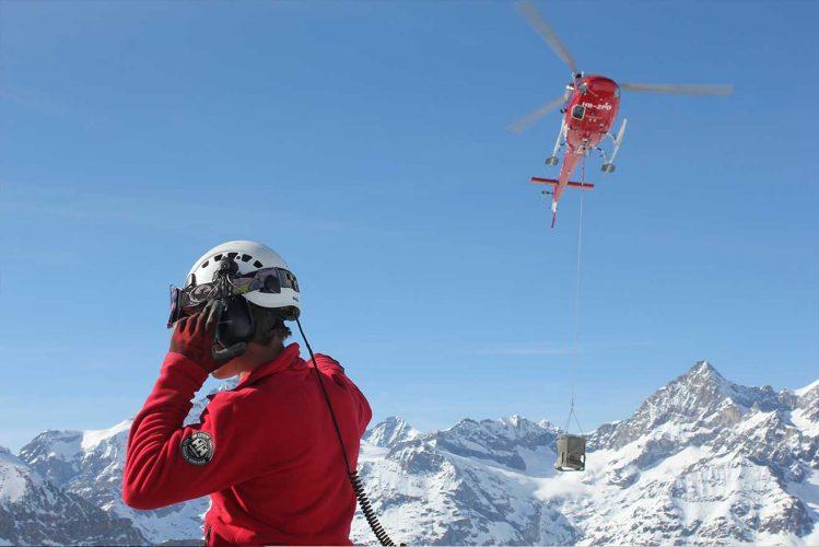 Retterflug Air Zermatt