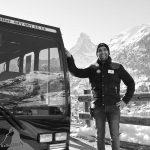 Menschen am Fusse des Matterhorns – Bruno Coelho: Taxichauffeur