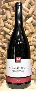 Humagne Rouge Weinflasche, Albert Mathier, Salgesch