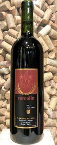 Cornalin Weinflasche, Jean-Louis Mathieu, Chalais s/Sierre