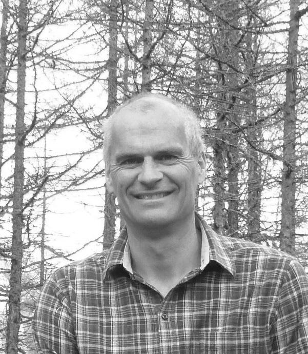 Revierförster Leo Jörger