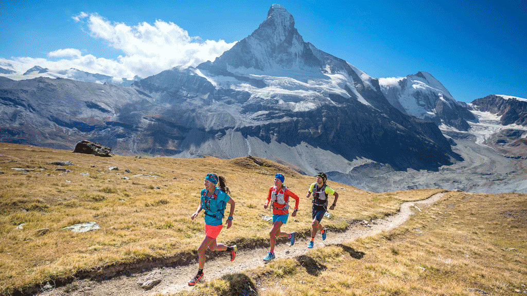 Trailrunning am Matterhorn