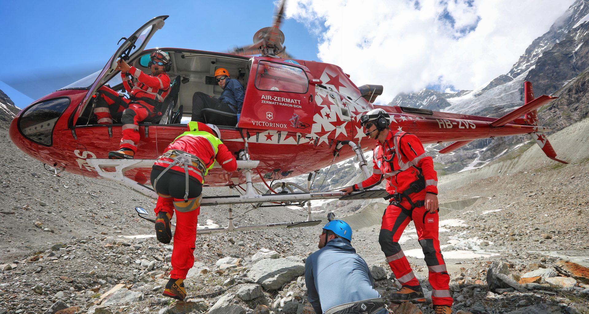 Air Zermatt – Training Center Kurse